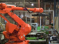 Automation & Robotics for Scientific Molders
